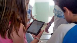 Utilización de tablets en el colegio