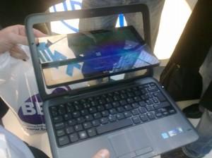 Nuevo portátil tablet-pc HP