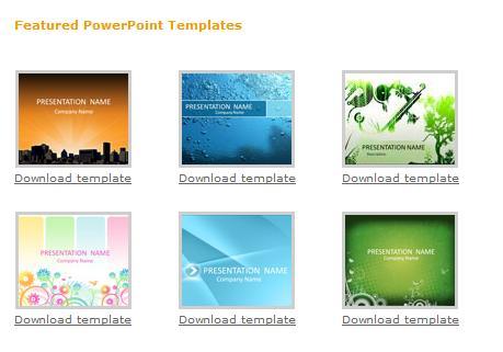plantillas powerpoint gratis para descargar