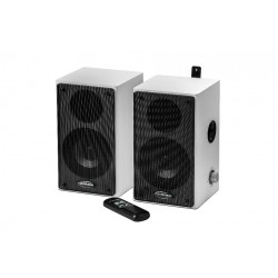 3 PAREJAS DE ALTAVOCES DE PARED TRAULUX 2x20W