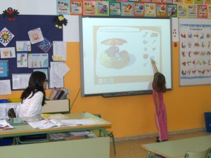 Pizarra digital interactiva SMART Board