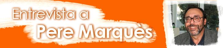 Pere Marqués en Wikisaber