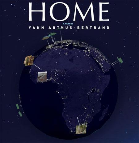 Película Home de Yann Arthus-Bertrand