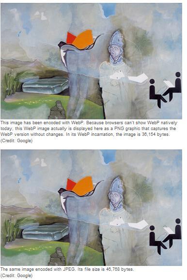 Formato de imagen webp