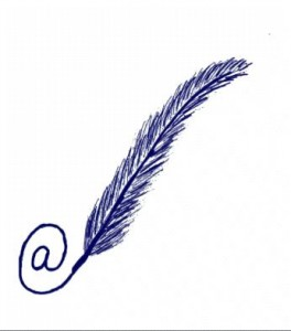 Logo pluma Congreso pizarra digital