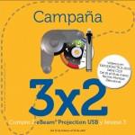 Promocion eBeam 3x2